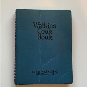Vintage J.R. Watkins Co. Cookbook 1938